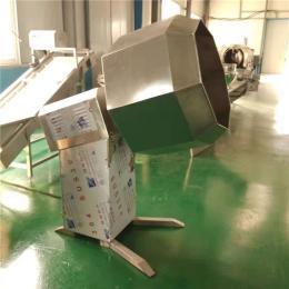 JM-800優質不銹鋼八角拌料機型號