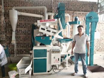 NZJ15III貴州糧食加工設備打米機 貴陽碾米機