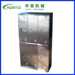 食品厂车间不锈钢更衣柜净化设备
