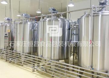 不锈钢果酒乳品发酵罐储罐,乳品饮料设备