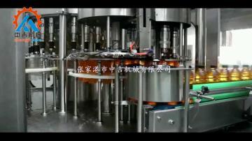 张家港饮料生产线
