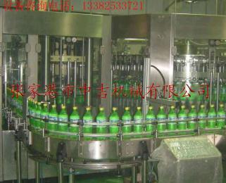 塑料瓶可口可乐饮料生产线