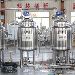1000小型酸奶生产设备价格