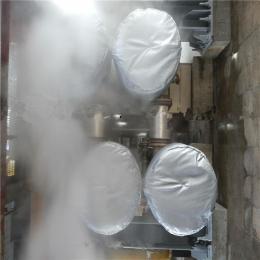 耐高溫蒸汽封頭隔熱套