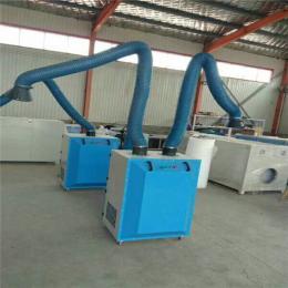HY-2.2焊煙機2.2kw雙工位移動式焊煙凈化設備
