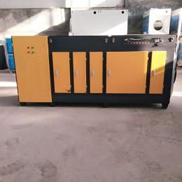 DG-10000车间粉尘废气用等离子光氧一体机废气净化器