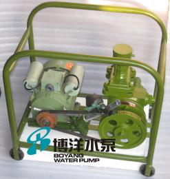 JB-70型手搖、電動二用計量加油泵