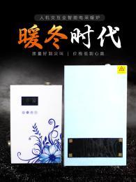 AN2-0.09-85/60智能电采暖炉节能壁挂炉2-12KW