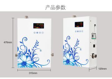 AN8-0.09-85/60节能电采暖炉壁挂炉8KW