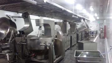 專業制造中央廚房設備全自動生產線
