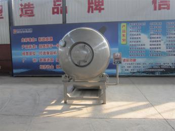 GR-1000kg肉食真空腌制机,大型滚揉机