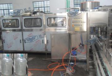 5加侖桶裝水灌裝設備