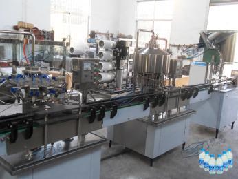 CYG-12瓶装水灌装生产线