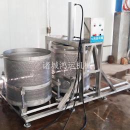 HY-300油渣滤油液压压榨机