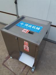 HY-100千页豆腐切条机