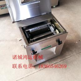 HY-100直销肉块切丝机/千页豆腐切丝机/鸿运千叶豆腐设备