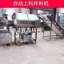 HY-500自动式提升拌料机