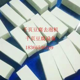HY-100千页豆腐供料泵/千叶豆腐去气泡机