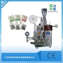 PL系列袋泡茶自動包裝機內外袋形式