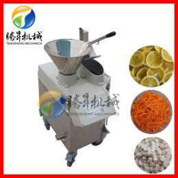 TS-Q311小型黄瓜切片机 台式正片切菜机 柠檬机 商用