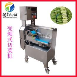 TS-Q115B變頻多功能切菜機 輸送帶快拆清洗切菜設備