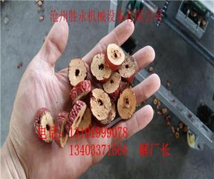 金丝大枣切丁机长期供应大枣切条机设备厂家直销