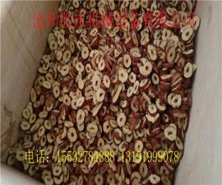 陕北红枣切丁机品质保证大枣切条机设备厂家直销