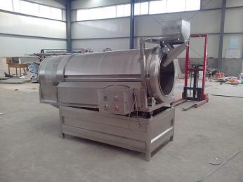 GB-2200蚕豆撒粉搅拌机 全自动的撒料机