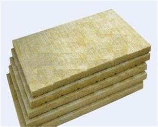 外墻隔熱保溫材料復合巖棉板可訂做