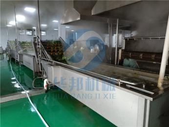 蔬菜配送中心蔬菜清洗機 多功能洗菜機