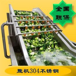 HB3500ZQ蔬菜气泡清洗机海产品 中药材清洗设备