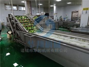 HB3500ZQ黄桃气泡清洗机 多功能蔬菜清洗设备机械