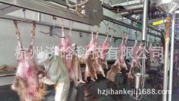 羊平衡预剥输送生产线