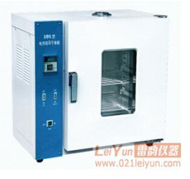 101-1A型鼓风烘箱烤箱,350*450*450电热恒温300度干燥箱上海厂家报价
