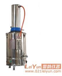 YA-ZD-5电热蒸馏水器,不锈钢蒸馏水器(普通型)
