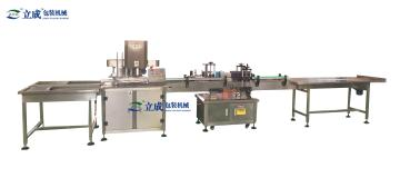 LC-YG30型立成包装半自动坚果灌装生产线