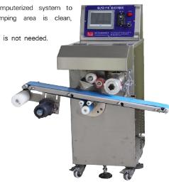 SLYZ-188合肥三乐食品机械__辊式印章机