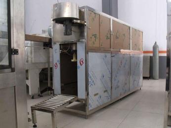 80-120桶每小时全不锈钢5加仑大桶水灌装机