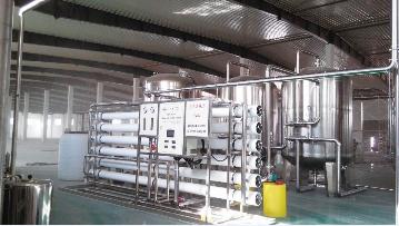 CY-RO0.25-300噸每小時純凈水反滲透除鹽設備