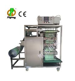 供应多排液体包装机 4排洗发水包装机 膏体多排全自动包装机
