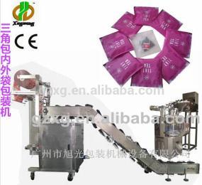 云南紅茶|花茶|尼龍三角包茶葉包裝機