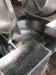 SZ1000热销五花肉油炸机 四喜丸子油炸设备