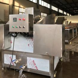 SZ1000厂家供应甜甜圈自动油炸机