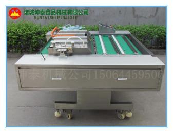 DZ-1000/2S东北酸菜、酱菜全自动真空包装机