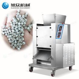 VFD-1200食品廠旭眾廠家珍珠無餡小湯圓機設備