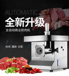 XZW-12A小型家用商用一次成型肉类绞肉机