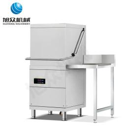 XZ-60型揭蓋式洗碗機商用餐館揭蓋式洗碗機 多功能洗碗機報價