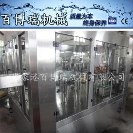 BBR-18-18-6n765果粒果汁全自动灌装封口机,果肉果汁灌装生产设备BBR-1879