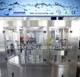 BBR-18-18-6玻璃瓶灌装机 食品灌装机 果汁饮料全自动灌装机灌装流水线BBR-2118