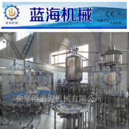 LHCGF8-8-3果汁灌裝生產線